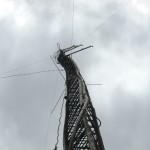 Radio ESCA antenna tower